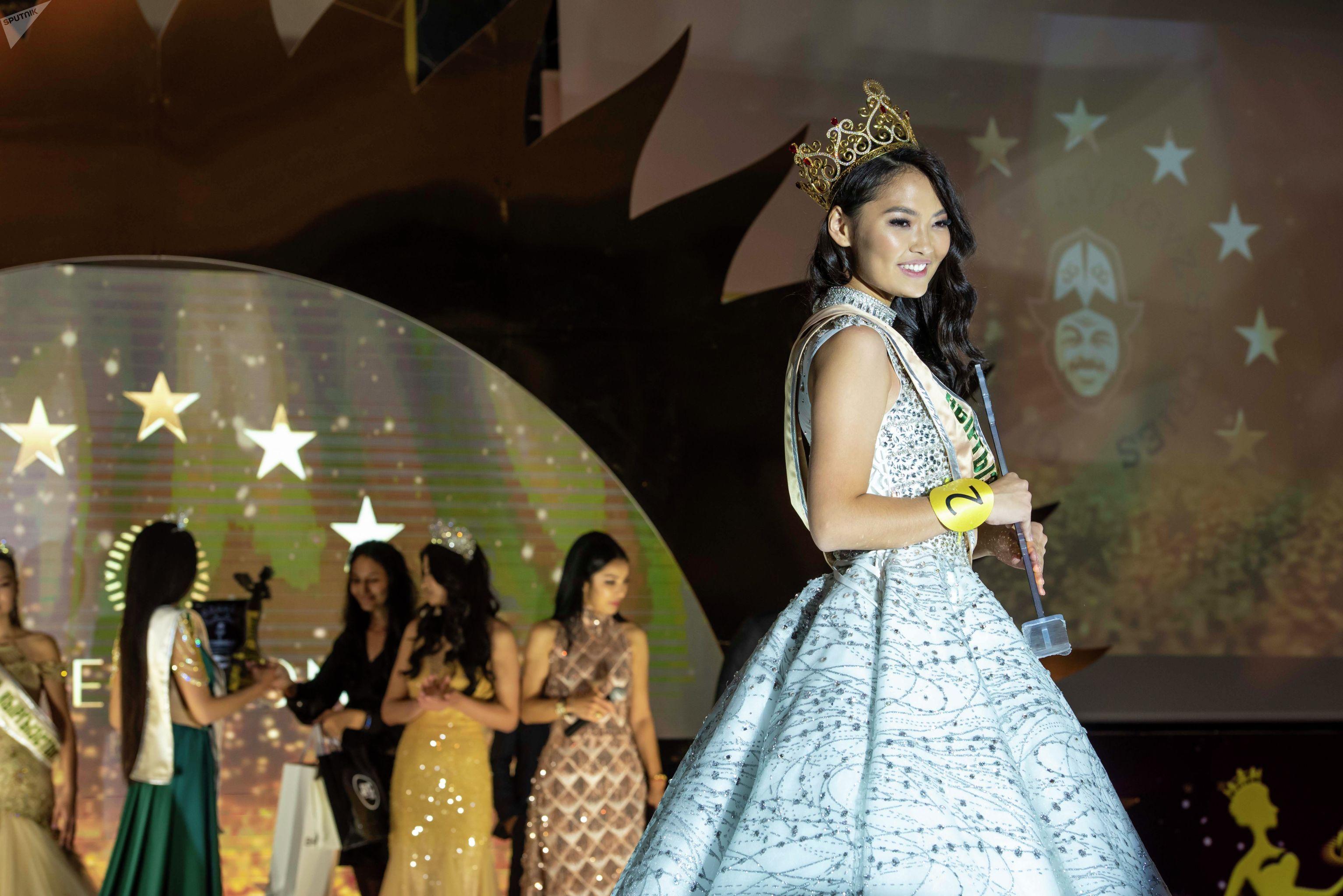 Девушка будет представлять страну на конкурсе Мисс мира — 2019 в Лондоне