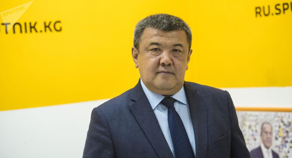 Абдыжапар Бекматовдун архивдик сүрөт