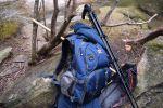 Рюкзак туриста. Архивное фото