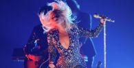 Американская певица Леди Гага. Архивное фото
