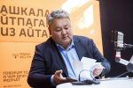 Манас эпосунун панорамалык музейинин демилгечиси Темирлан Сарлыкбек уулу