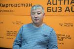 Ашпозчулар ассоциациясынын президенти, башкы ашпозчу Берик Эгинбаев. Архив