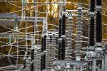 Трансформаторы электрической подстанции. Архивное фото