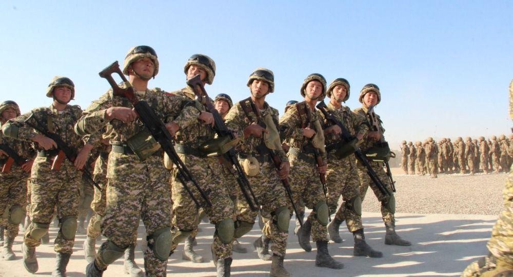 В Таджикистане проходят учения Нерушимое братство — 2019 с участие военнослужащих Кыргызстана