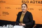 Айыл чарба тармагындагы эксперт Дария Тогузбаева