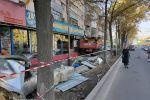 В Бишкеке планируют снести 38 объектов на улице 7 Апреля