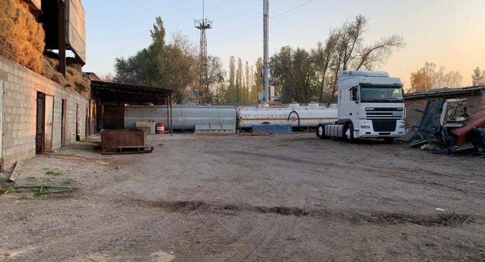 Контрабанда горюче-смазочных материалов из Казахстана