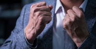 Кулак мужчин. Иллюстративное фото
