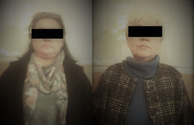Подозреваемые в совершении серийного мошенничества по предоставлению виз в зарубежные страны