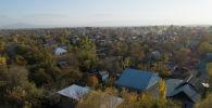 Бишкек шаарынын жанындагы жаңы конуш. Архив