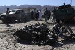 Целью американских бомбардировок в ИРА являются талибы, но страдает от них преимущественно мирное население.