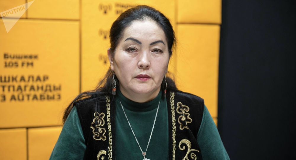 Элдик көзөмөл коомдук кыймылынын негиздөөчүлөрүнүн бири Сабида Сартова