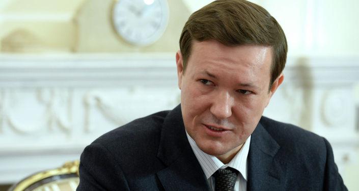 Внук государственного и политического деятеля Кыргызстана Турдакуна Усубалиева Эрмек Усубалиев