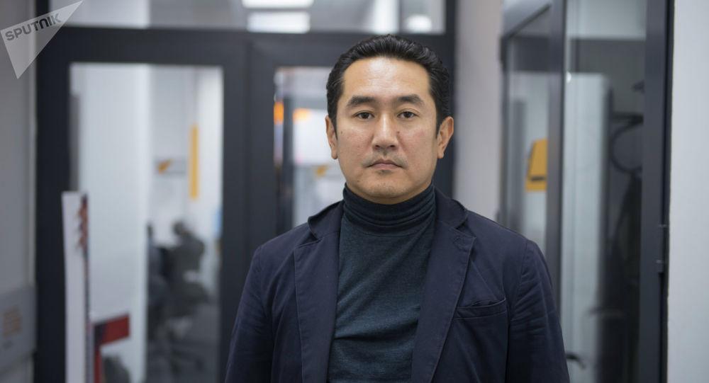 Кыргызстан жашыл альянсынын төрагасы Азамат Темиркулов