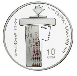 Тиричилик буюмдары: Кыргыз кийими, зер буюмдары монетасы