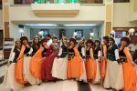 Кыргызстандык Ак-Бермет бий ансамбли Индияда өткөн эл аралык Udbhav Utsav фестивалында атайын сыйлыкка ээ болушту