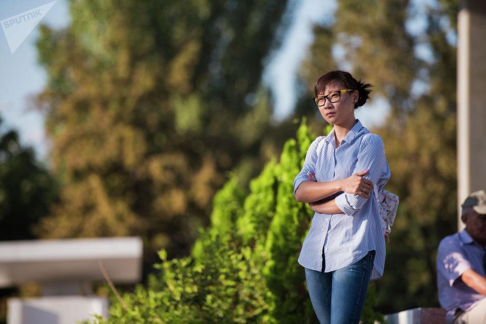 Журналисты в Кыргызстане часто становятся очевидцами массовых мероприятий — от конкурсов красоты до митингов