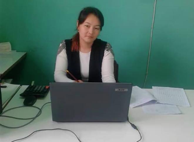 Пропавшая в Бишкеке Нургиза Жузуева