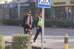 В центре Бишкека на пересечении проспектов Чуй и Эркиндик произошли три взрыва на месте пожара — горит точка фастфуда Антошка на пересечении проспекта Эркиндик и улицы Киевской
