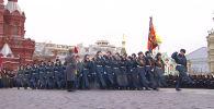В Москве на Красной площади прошел торжественный марш в честь 78-й годовщины легендарного военного парада 7 ноября 1941 года.
