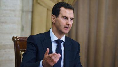 Сирия президенти Башар Асад. Архив