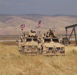 США хотят отделить территории на восточном берегу реки Евфрата, чтобы создать квазигосударство на сирийских территориях, заявил глава МИД России Сергей Лавров на Парижском форуме мира.