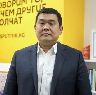 Пробация департаментинин директору Алмазбек Замирбек уулу