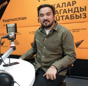 Резидент проекта Жарайт сити Эльдияр Ешимбеков