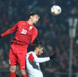 Групповой этап Чемпионата мира 2022 года. Кыргызстан — Таджикистан