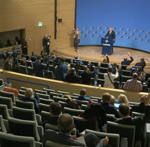 Генеральный секретарь НАТО Йенс Столтенберг заявил, что Евросоюз не сможет защитить себя от российской угрозы, так как тратит на содержание военного альянса слишком мало денег.