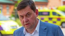 Заместитель министра здравоохранения РФ Олег Гриднев