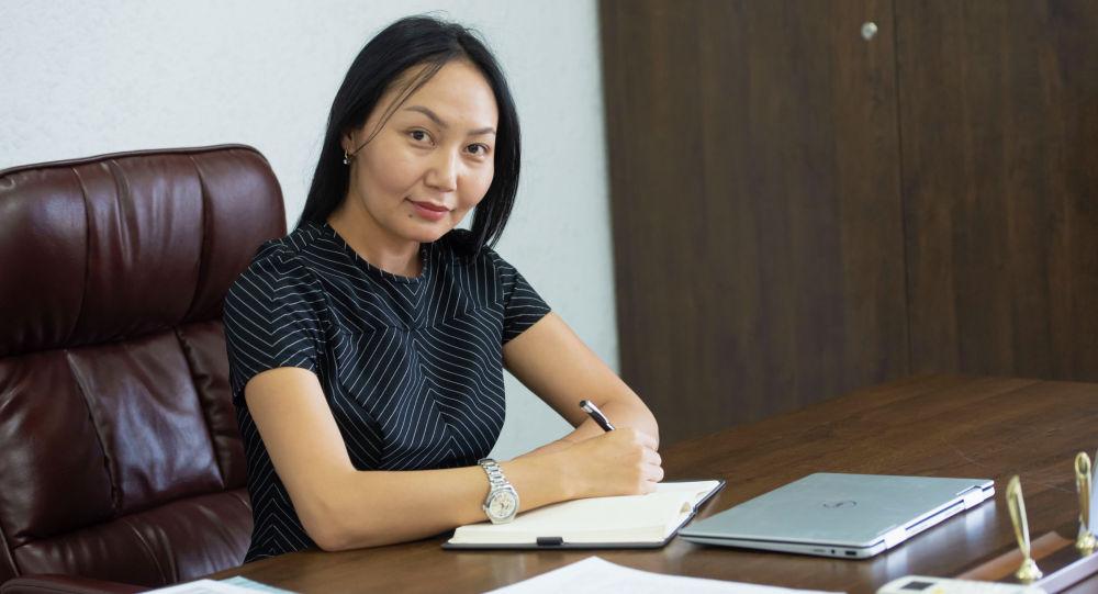 Бизнес леди, владелец 67 образовательных центров, управленец бизнес-империи Сайкал Асылбекова