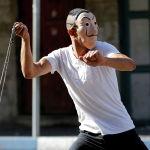 Жители Палестины вышли на акции протеста с требованием об отставке премьер-министра Израиля