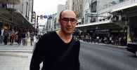 Пульмонолог-сомнолог Батыр Осмонов во время зарубежных выездов