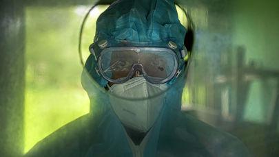Медициналык кызматкер. Архив