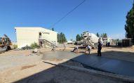 В обсервации «Семетей» откроются палаты интенсивной терапии на 400 мест