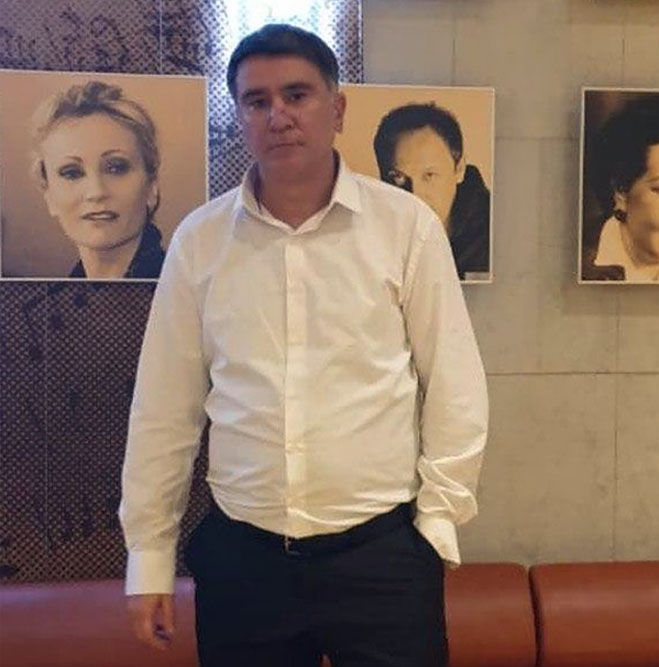 Разработчик мобильных приложений Фархад Шагидов