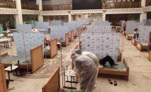 Бишкектеги түнкү стационарлардын бири