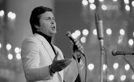 Народный артист РСФСР, эстрадный певец Лев Лещенко. Архивное фото