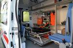 Минздрав КР провел закупку 13 автомобилей скорой медицинской помощи, из них 3 автомобиля с аппаратом ИВЛ.
