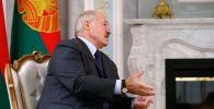 Белоруссиянын президенти Александр Лукашенко. Архивдик сүрөт