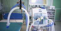 ИВЛ аппараты. Архивдик сүрөт