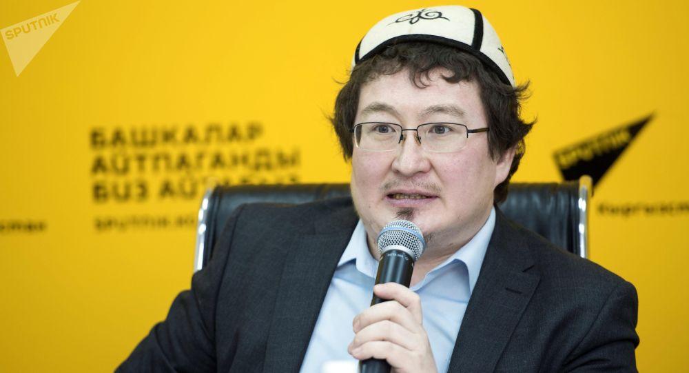 Заместитель муфтия Кыргызстана Кадыр Маликов. Архивное фото