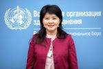 Дүйнөлүк саламаттык сактоо уюмунун Кыргызстандагы өкүлү, пульмонолог Алийна Алтымышева