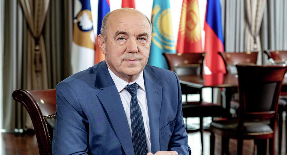 Министр по техническому регулированию Евразийской экономической комиссии (ЕЭК) Виктор Назаренко