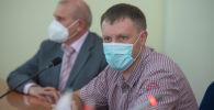 Башкыртстандын саламаттык сактоо министринин орун басары Евгений Кустов. Архив