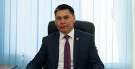 Юстиция министрлигинин Пробация департаментинин директорунун орун басары Данияр Молдокул уулу