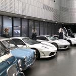 Всего музей получил 17 автомобилей предпринимателя, который задолжал 4,5 миллиона евро, занимаясь куплей-продажей спортивных машин и ретрокаров