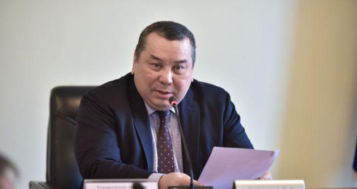 Балбак Тулобаев