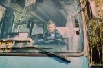 Водитель олимпийских автобусов Николай Юганов